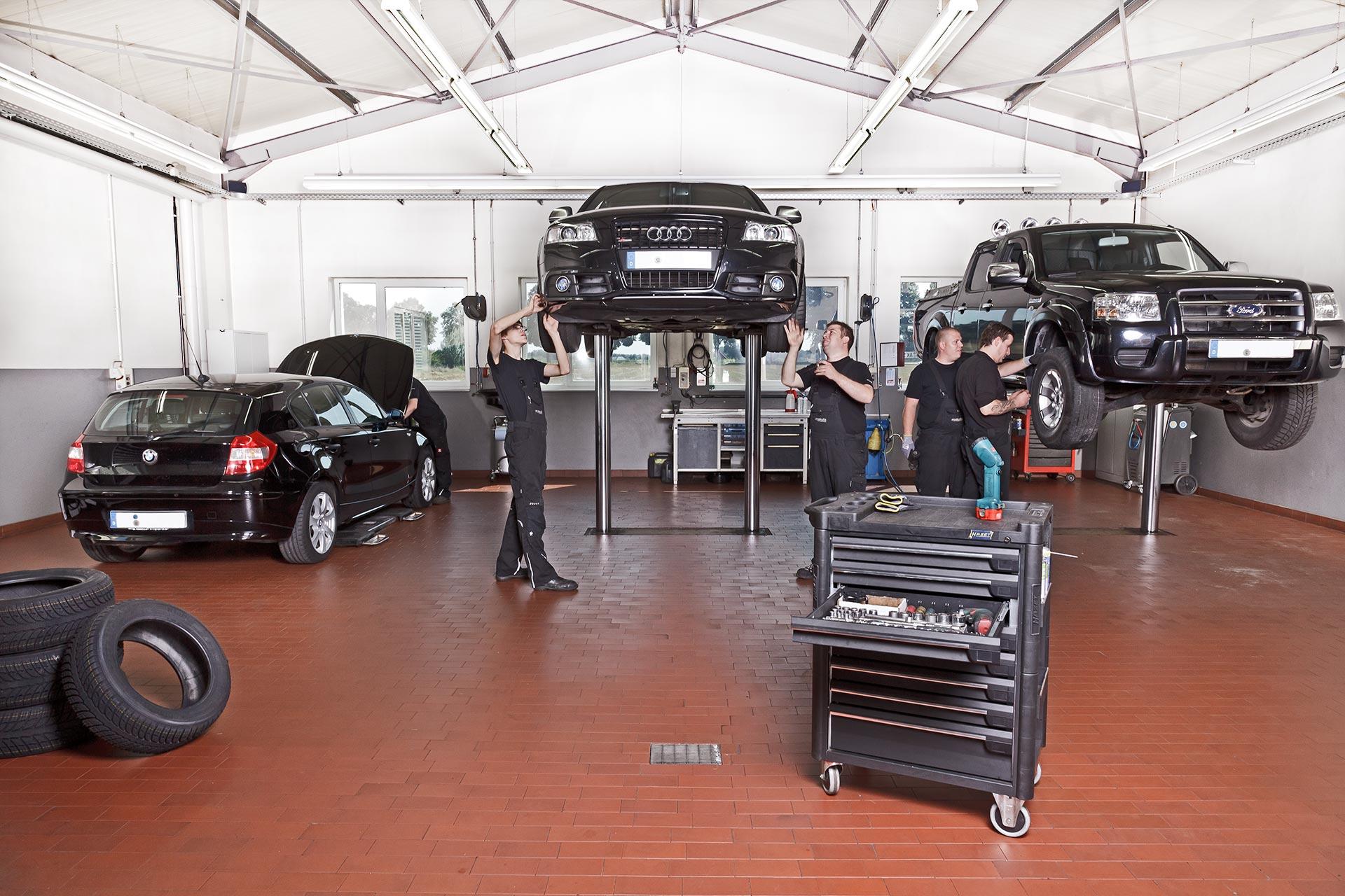 Großartig Auto Rahmen Werkstätten Ideen - Benutzerdefinierte ...